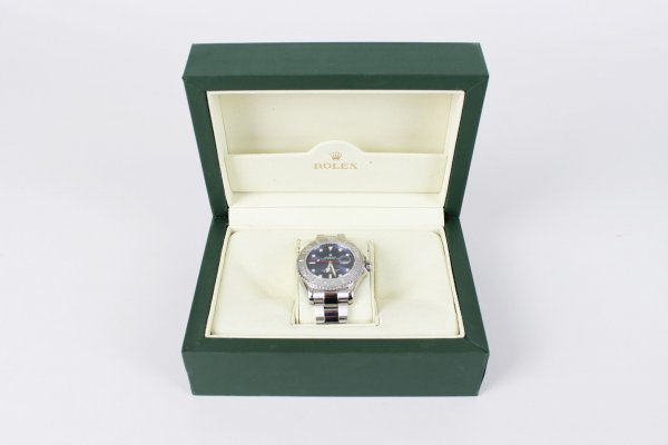 Basketball Great - Ray Allen's Personal Men's Rolex YachtMaster Watch Timepiece (w/Box & Papers, Incl. Player Provenance LOA)