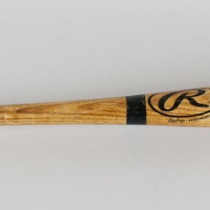 Montreal Expos Mark Grudzielanek Game-Used Adirondack Big Stick Bat