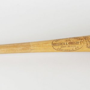 Pittsburgh Pirates Manny Sanguillén Game-Used 125 Louisville Slugger Bat