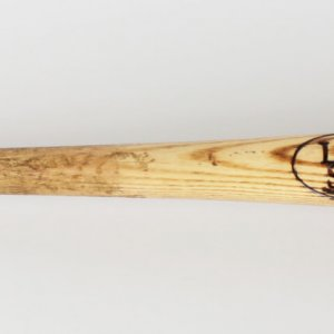 Pittsburgh Pirates Sid Bream Game-Used, Signed 125 Louisville Slugger Bat
