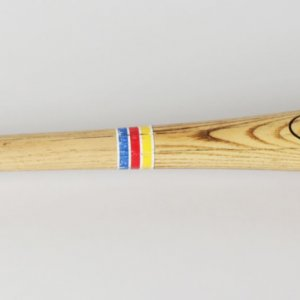 California Angeles Devon White Game-Used Cooper Pro 100 Bat