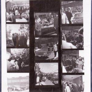 Original JFK - John F. Kennedy Photo Collage