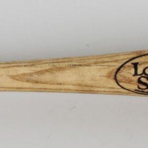 California Angeles Stan Javier Game-Used Louisville Slugger J116 Bat
