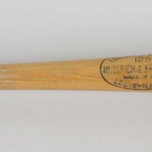 1998 Expos Tim Young Game-Used Louisville Slugger K55 Bat