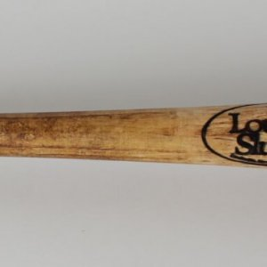 Los Angeles Dodger Eric Davis Game-Used Louisville Slugger C271 Bat