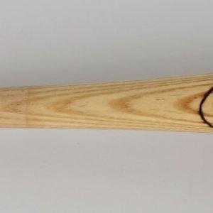 California Angels Mike Marshall Game-Used, Signed Louisville Slugger M110 Bat