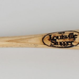 1996 Los Angeles Dodgers Mark Guthrie Game-Used 125 Louisville Slugger Bat