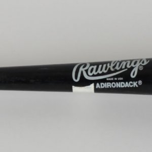 Los Angeles Dodgers Cory Snyder Game-Used, Signed Adirondack Big Stick Bat