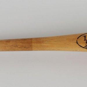 California Angeles Jack Howell Game-Used 125 Louisville Slugger Bat