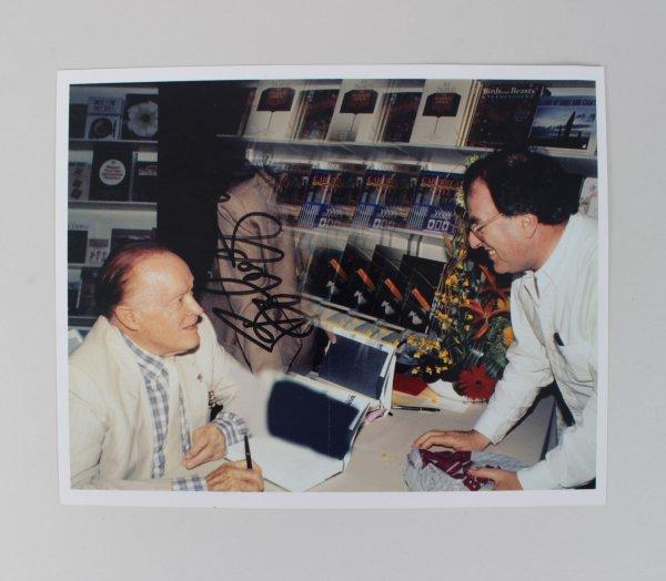 Bob Hope Signed 8x10 Photo
