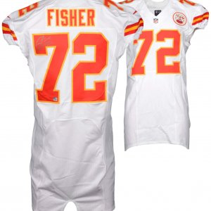 fisher gmae worn jersey