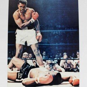 Muhammad Ali Signed 16x20 Photo