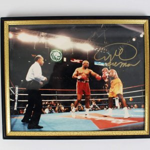 George Foreman Signed 8x10 Photo
