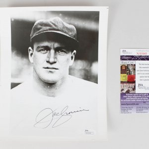 Boston Red Sox - Joe Cronin Signed 8x10 Photo (JSA COA)