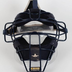 2010 CSN Bryce Harper Game-Worn, Signed Catchers Mask- Season Brought Him To Fame And Fortune-Photomatched