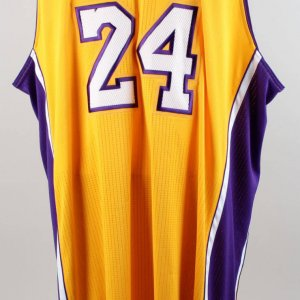 2011-12 Los Angeles Lakers - Kobe Bryant Game-Worn Home Jersey (Covell LOA)