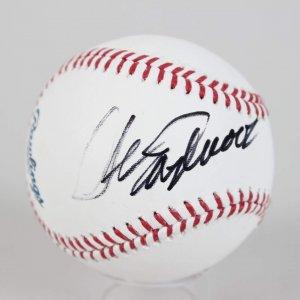 Clint Eastwood Signed OML Baseball (JSA Full LOA)