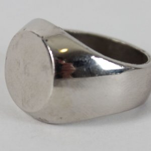 Warrant Rock Band-Jani Lane's Personal Ring Worn on His Wedding Day -Provenance Letter