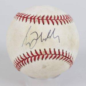 Atlanta Braves - Greg Maddux Signed ONL Baseball (JSA)