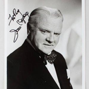 The Public Enemy - James Cagney Signed 8x10 Photo (JSA)
