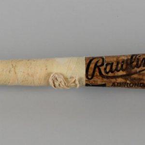 Atlanta Braves - Andruw Jones Game-Used, Signed Baseball Bat - JSA