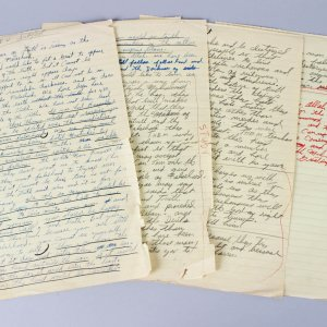 1970's Muhammad Ali's Thoughts On Paper in His Own Hand & Pages from Ex-Wife (Lot 3)
