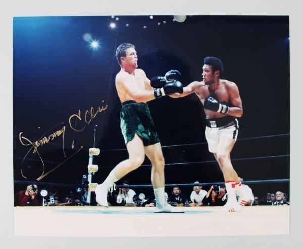 Boxing - Jimmy Ellis Signed 8x10 Photo - PSA/DNA