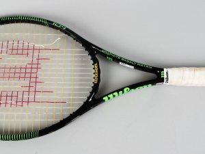 Serena Williams Match-Used Tennis Racquet 2016 Miami Open