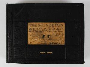 1925 Official Year Book Of Princeton University Moe Berg Class Of 1923 Baseball Team