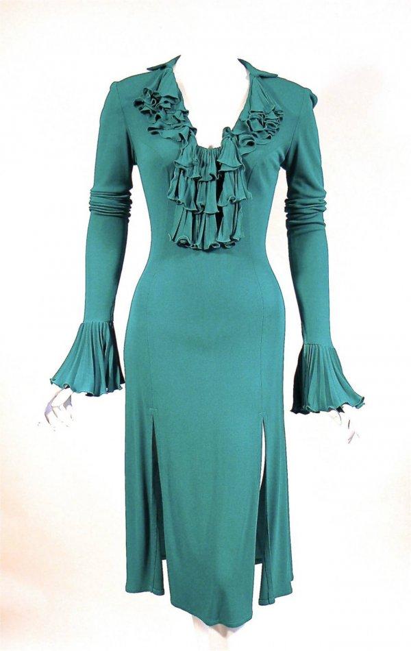 Halle Berry Worn Dress