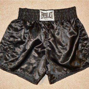 Mike Tyson Fight Trunks