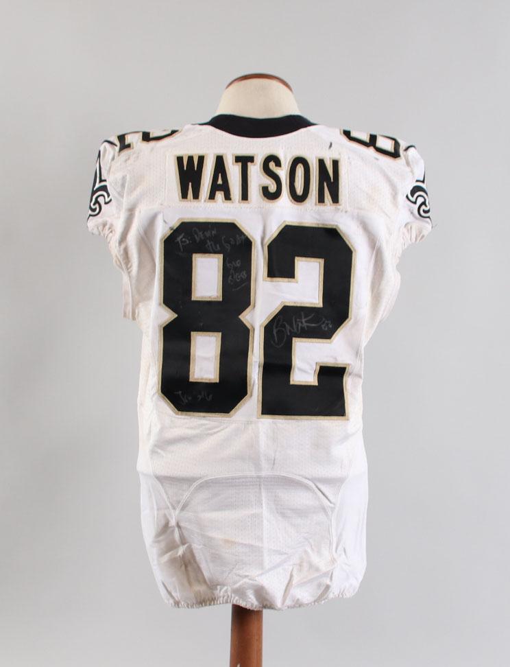 saints watson jersey