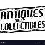 Antiques and collectibles stamp