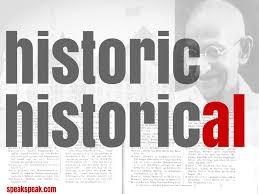 Historical, Political